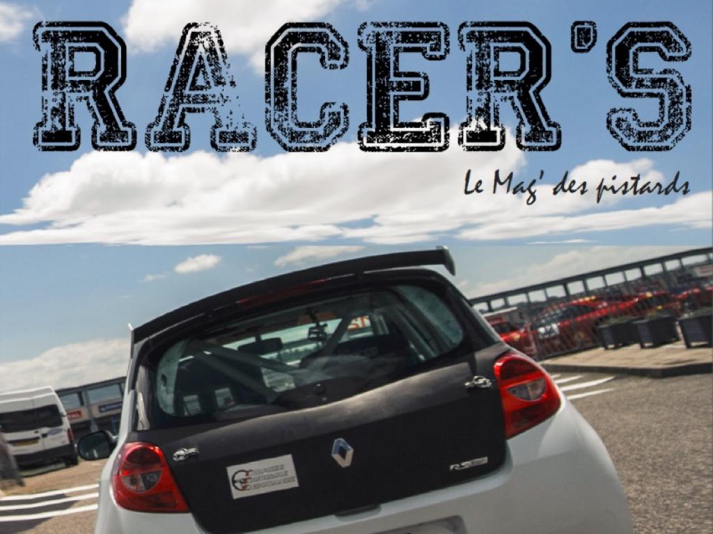 Racer's magazine n°8
