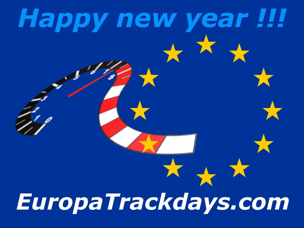 Journées circuit en Europe en 2020
