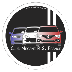 logo Club Megane RS France