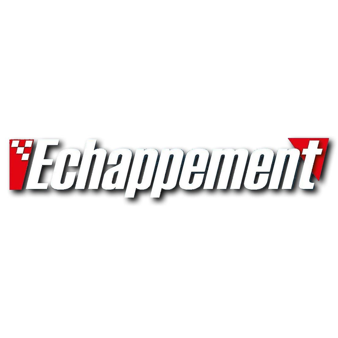 logo Journées Echappement
