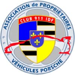 logo Club 911 IDF by Racetrack Days